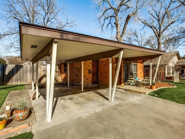 east dallas midcentury