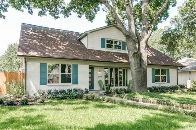 dallas open houses
