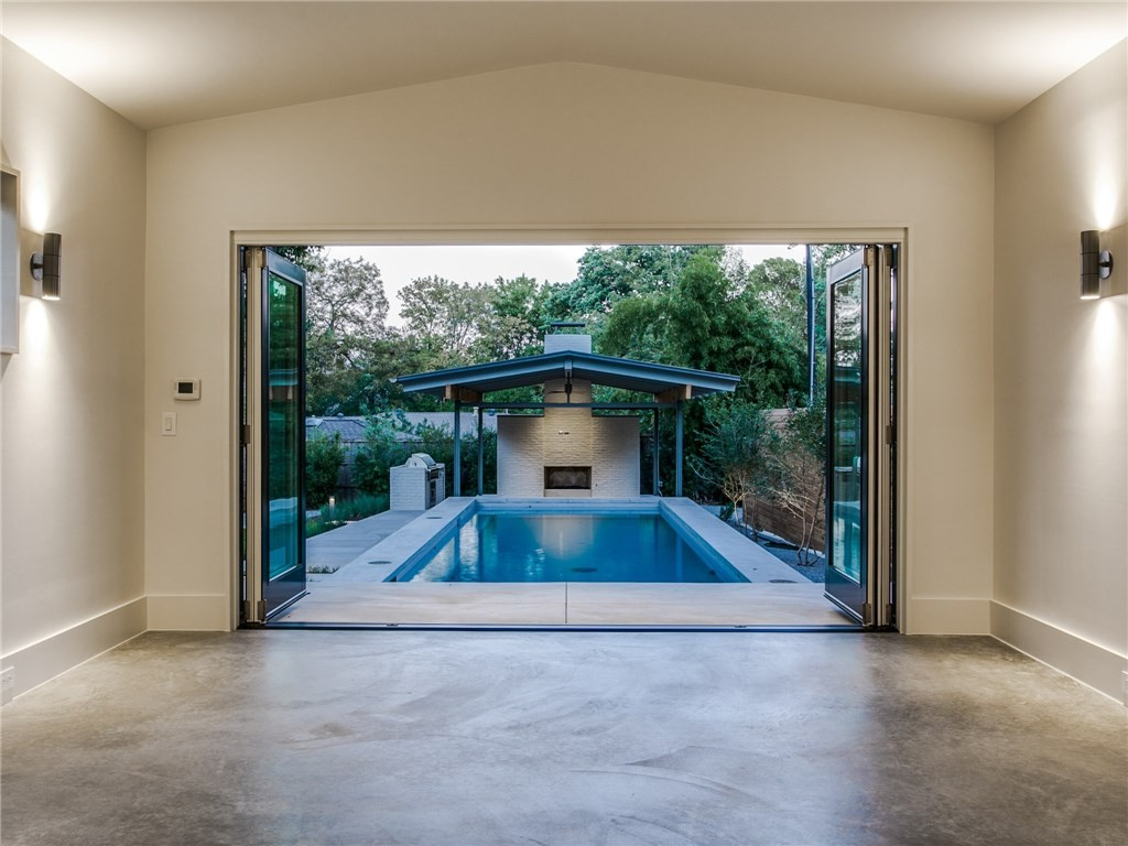 Freshly Listed Modern Malabar Retreat Has \'57 Style With a Sweet ...