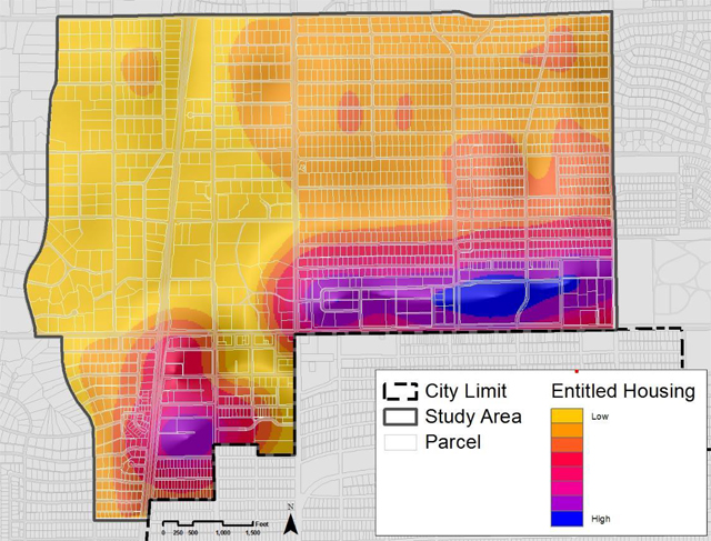 Maximum density with current zoning