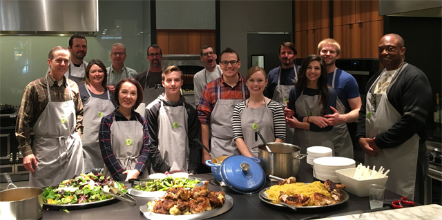 Pirch's Sourcing Saturday Class was an interactive full-house and full table!