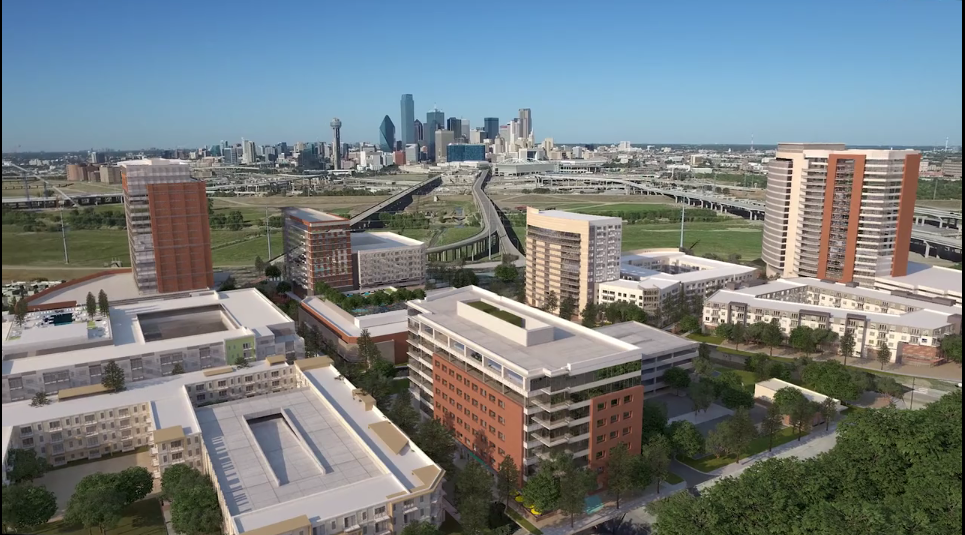 Good Fulton Farrell have debuted the first draft of its plans for the Oak Farms Dairy site. Oak Cliff residents are less than impressed.