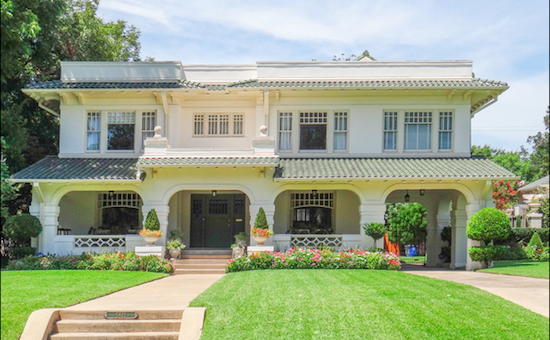Swiss Avenue's annual Mother's Day blowout will feature this gorgeous home at 5611 Swiss Ave. (Courtesy Photo)