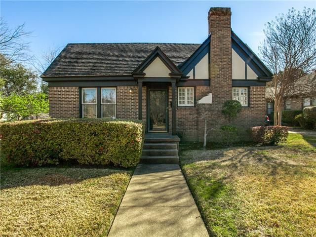 North Oak Cliff Tudor