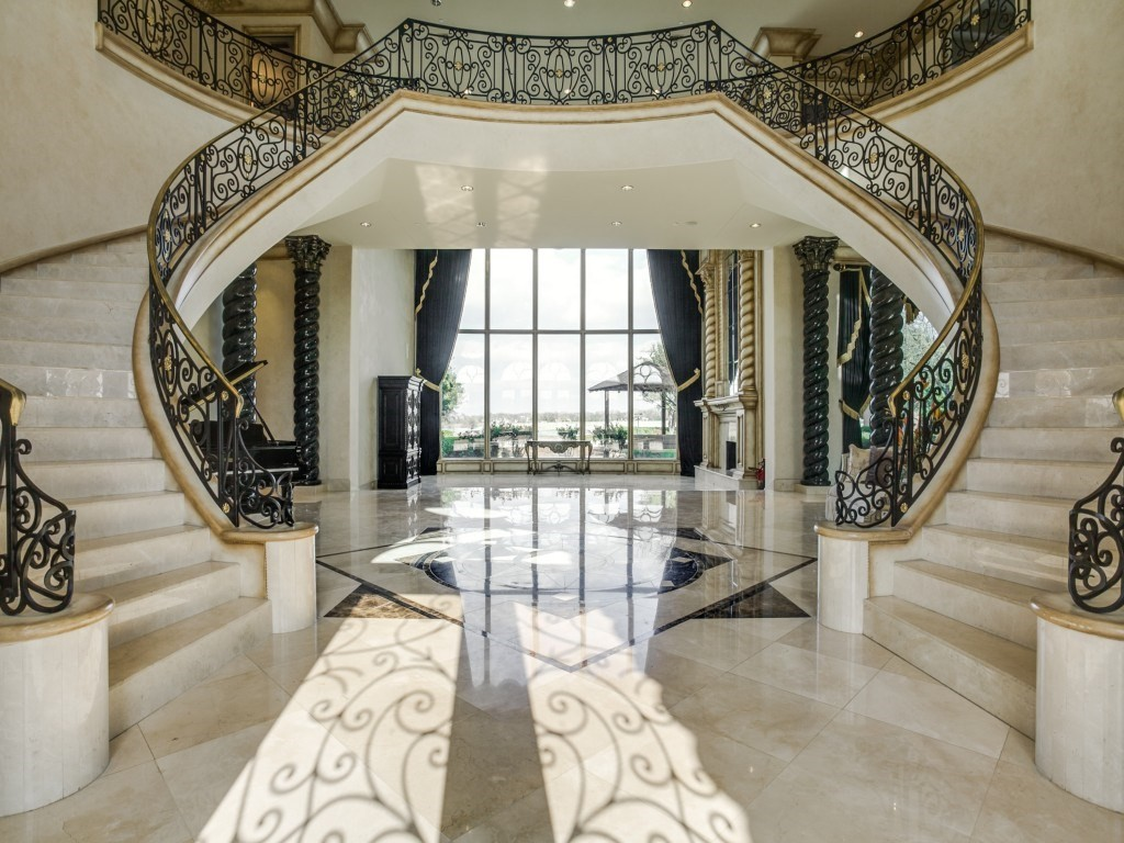 Deion Sanders Former Home Gets Chandelier From Statler Hilton