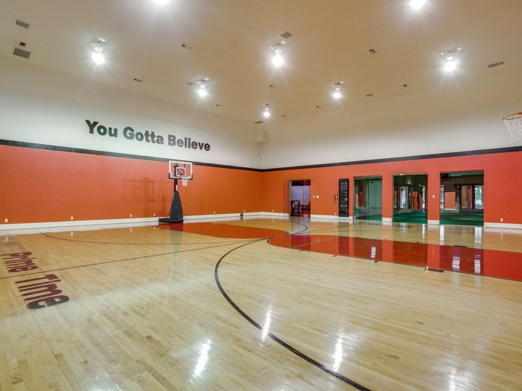 Deion gym
