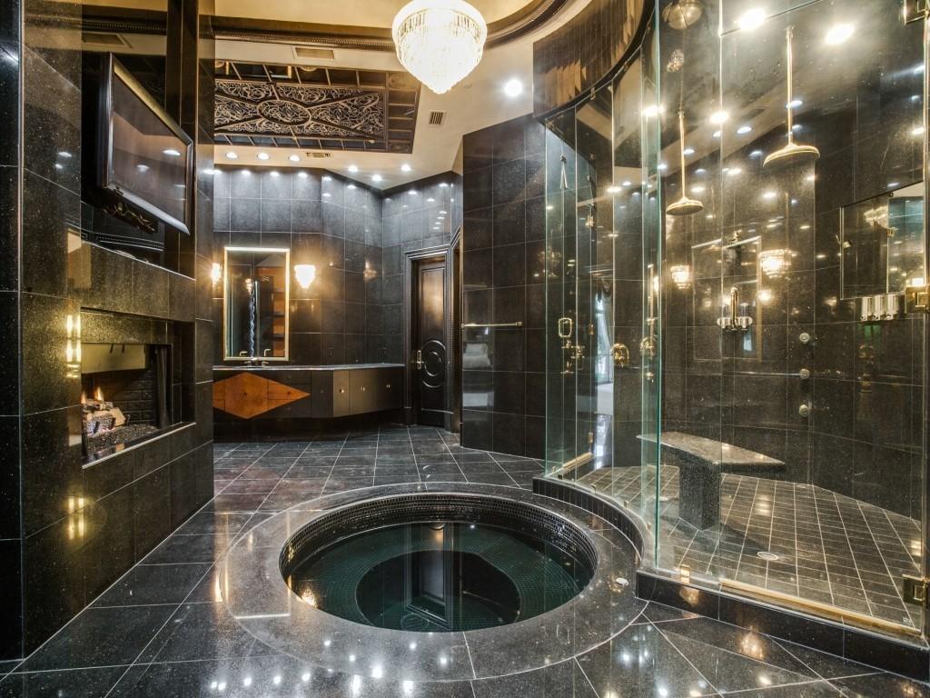 Deion master shower