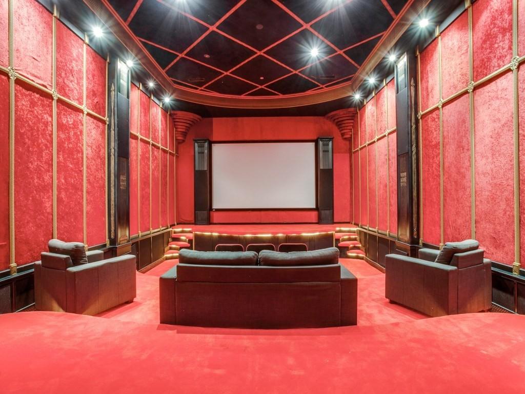 Deion theater