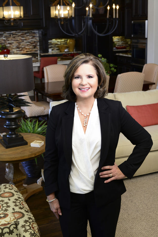 TCU grad Susan Mayer is a new addition to the Ebby Halliday Southlake office.