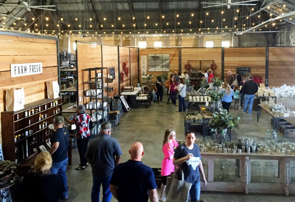 Magnolia Market In Waco Is Silo Chic