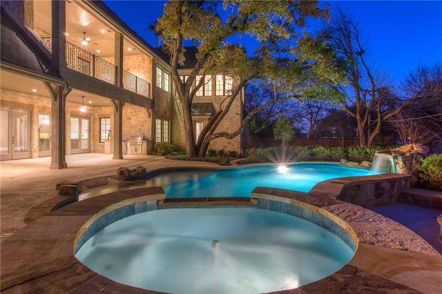 701 Alta Drive Pool