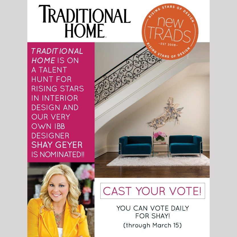 Last Chance! You Can Vote For Shay Geyer of IBB Design in ... on batman design, ibew design, ive design, berlin design, obj design, yemen design, dubai design, rth design,