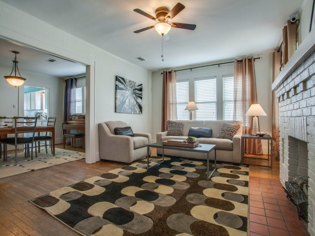 Budget Friendly Staging Uncovers Hidden Potential At 307 N Waverly