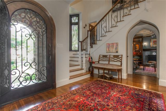 2323 Medford Court West Entry