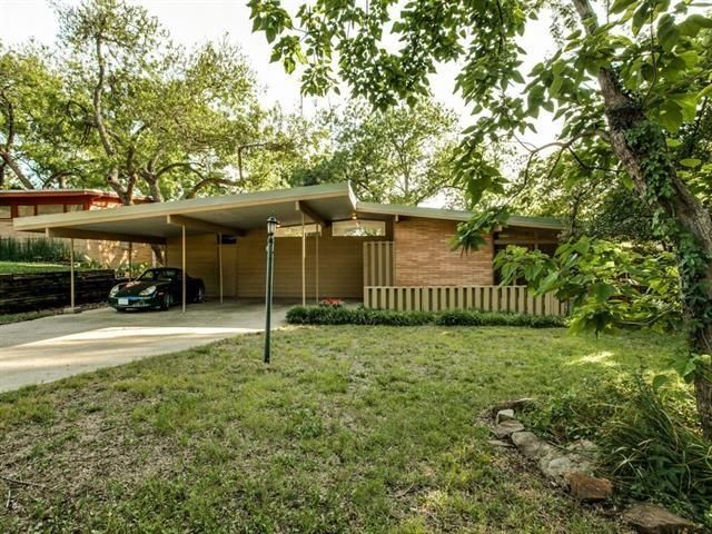 East Dallas Midcentury Modern