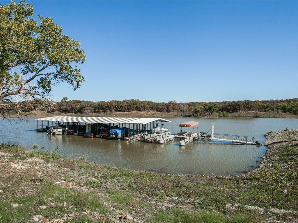 2505 Lake Ridge dock