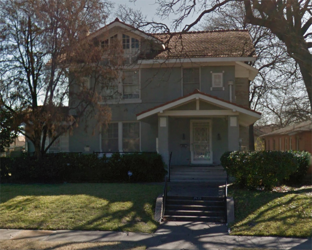 2620 South Blvd. built in 1913-1914