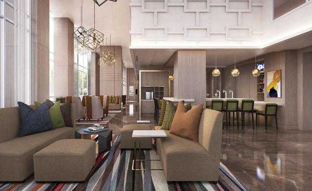 Jordan Lobby Lounge