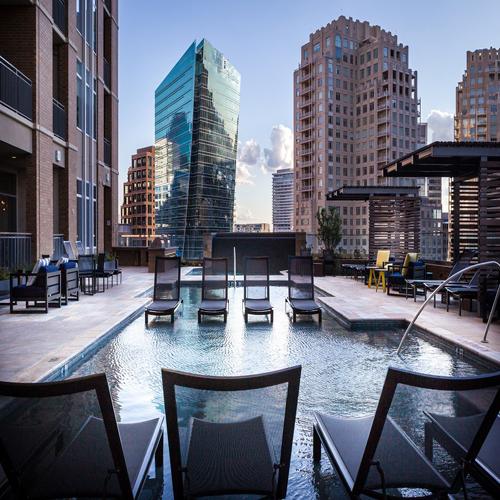 Jordan Pool View