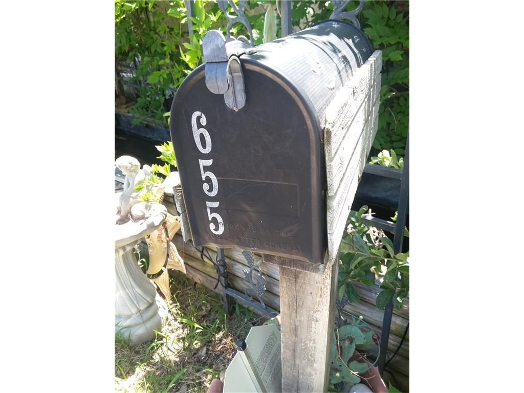 mailbox 655 Peavy