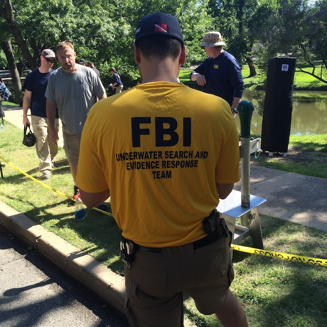 FBI UNderwater Search & Evidence Response