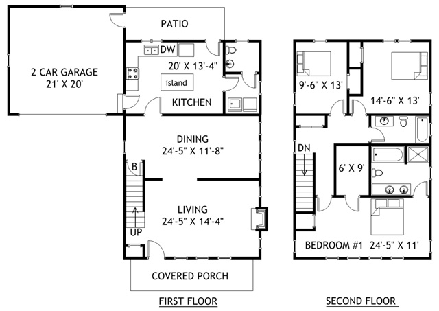 Realty Floorplans 1