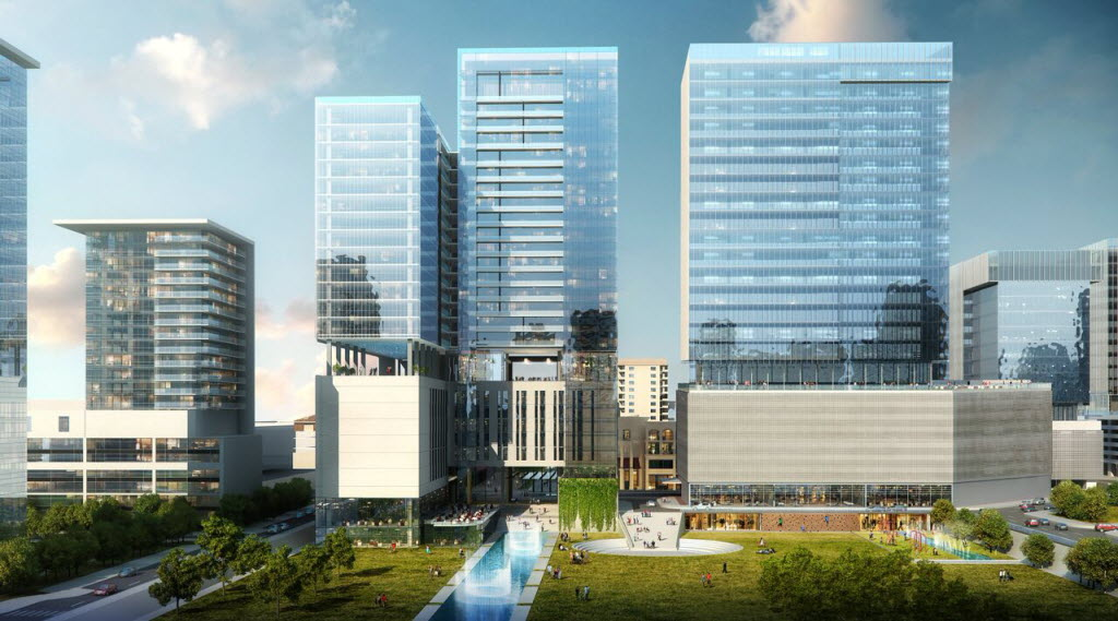 midtown rendering