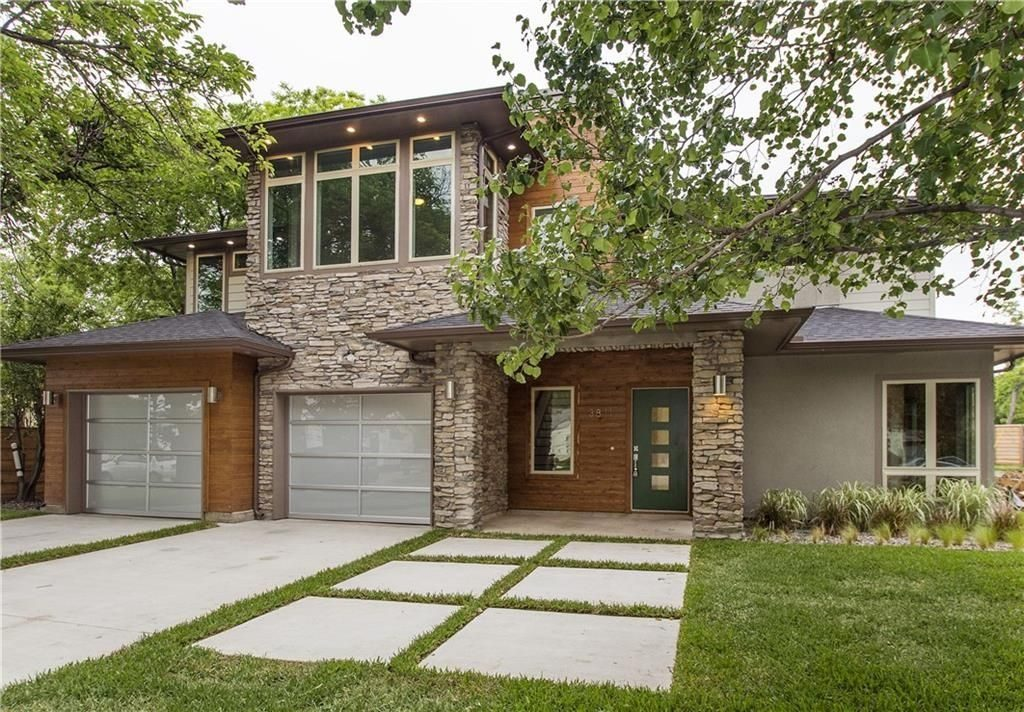 This Midway Hollow home at 3811 Valley Ridge is a new build with plenty of space for a family, and is close to both Foster Elementary and Walnut Hill Elementary.