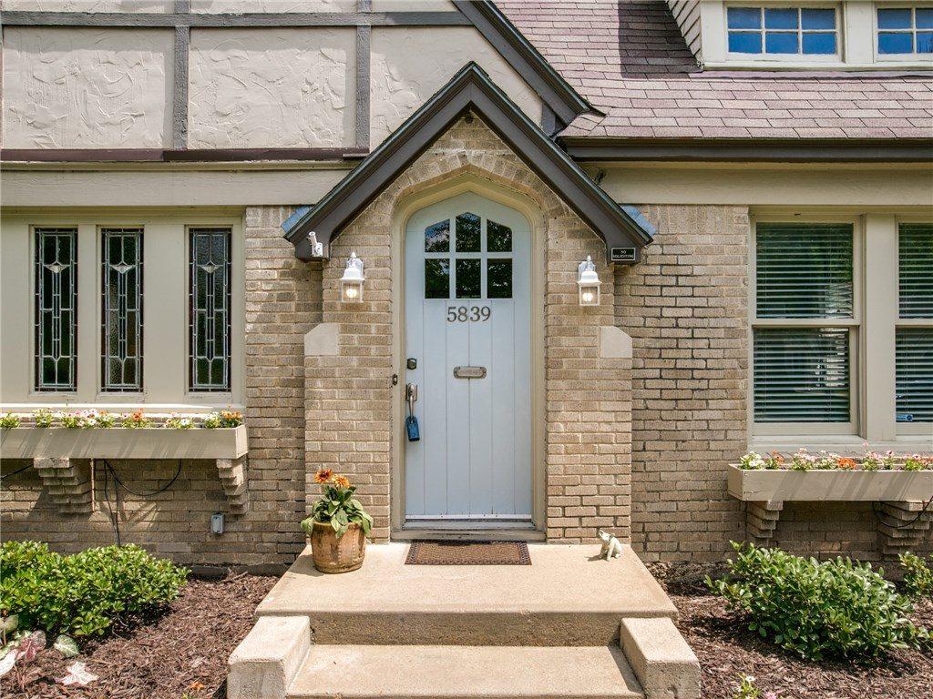 5839 Marquita Front Door