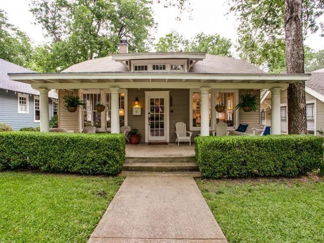 east dallas bungalow