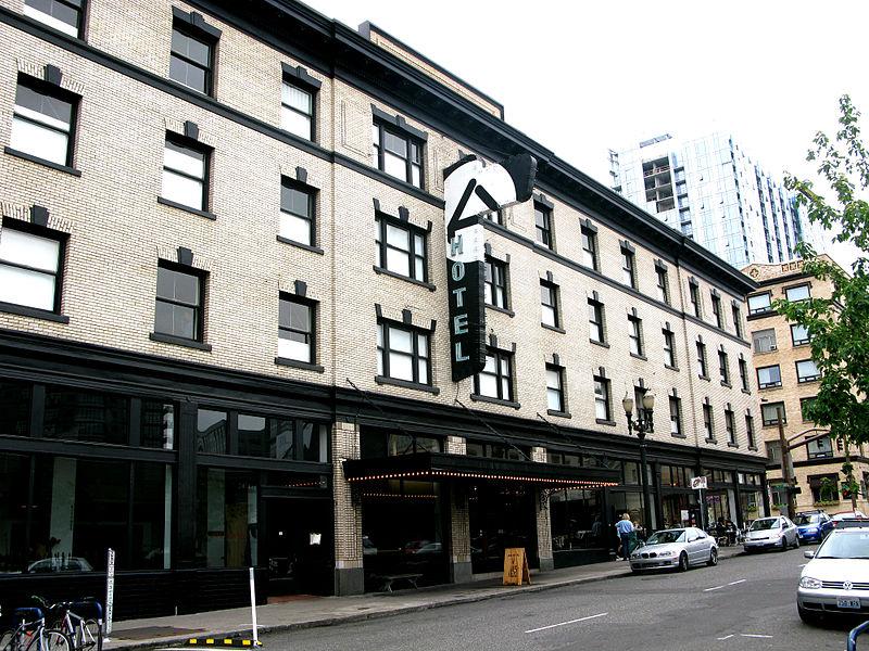 Ace Hotel in Portland. By Kari Sullivan via Wiki Media