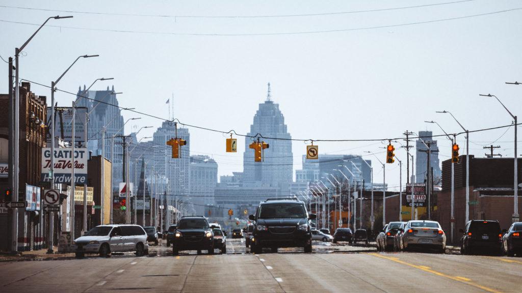Streets of Detroit, Gratiot Avenue.