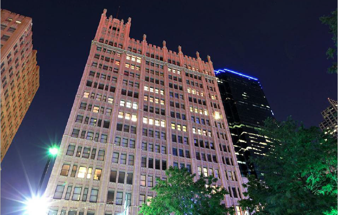 The Kirby Residences on Main are one of 11 historic downtown buildings where you can live the loft life in Dallas.