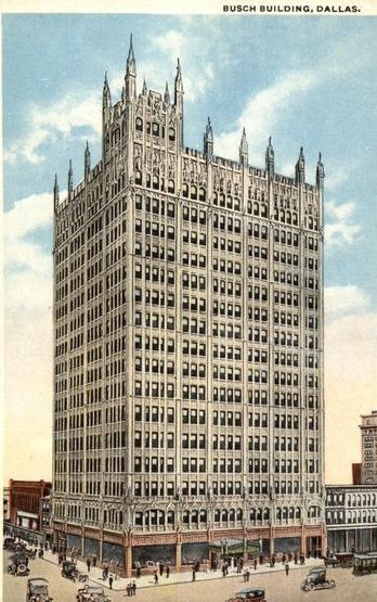 busch building dallas