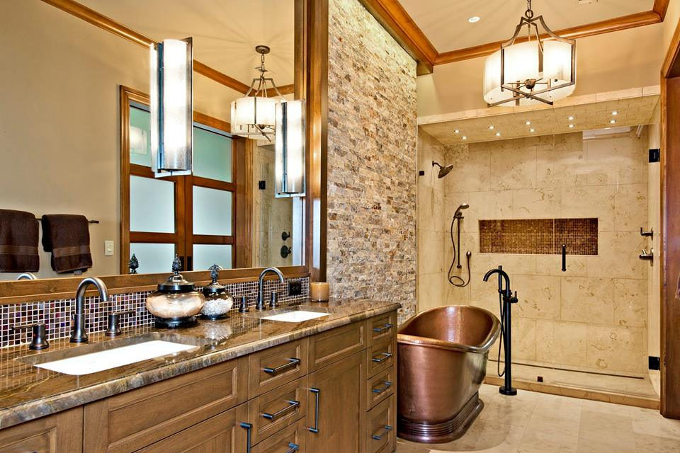 Award Winning $35,000 - $50,000 Bathroom from Kasper Custom Remodeling