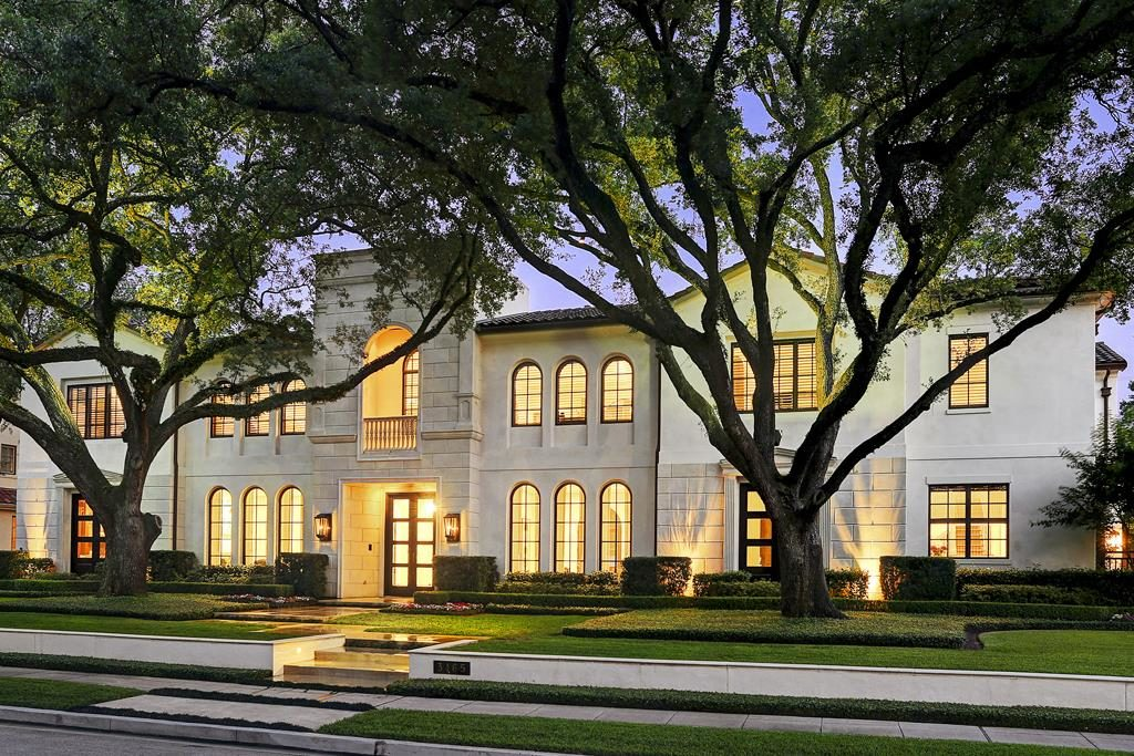 River Oaks Mansion Houston