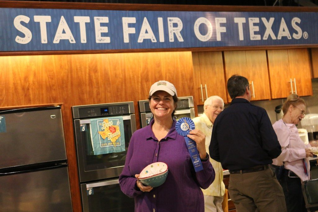 A blue ribbon entry at The State Fair of Texas (photo: Lisa Stewart Photography)
