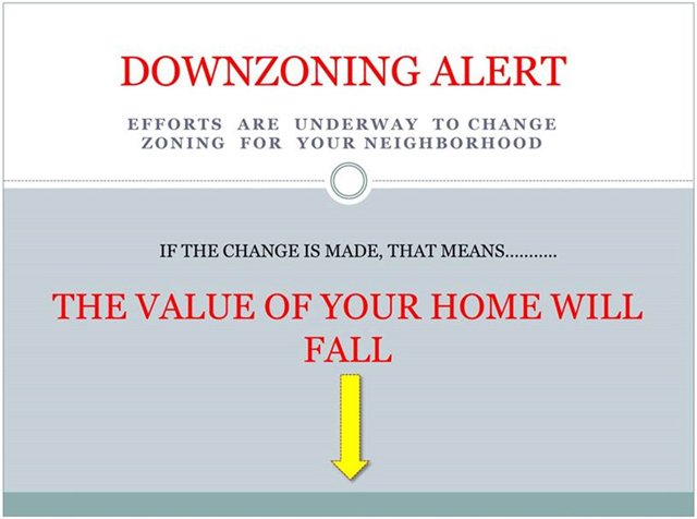 Downzone 1