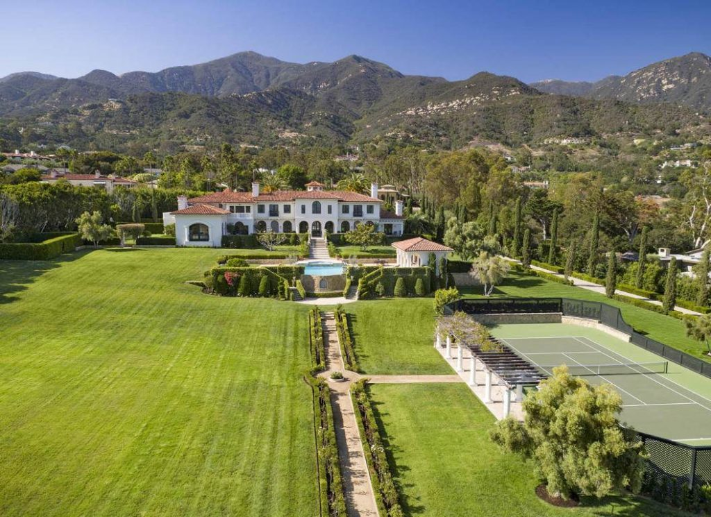 Montecito is a favorite among celebrities and the wealthy. See why on SecondShelters.com.