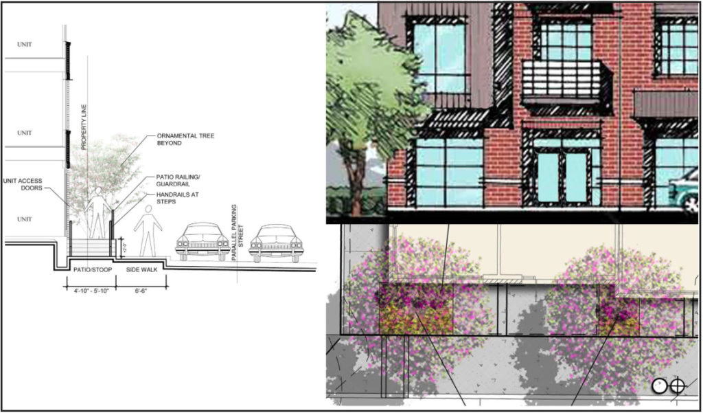 Streetscape Plan