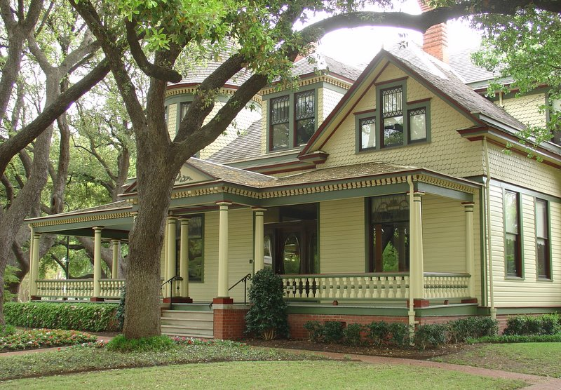 Wilson House Preservation Dallas
