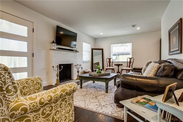 El Tivoli Place Cottage Taken to Studs to Reno | CandysDirt.com