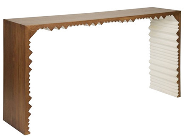 SOBU's Jaws Console Table