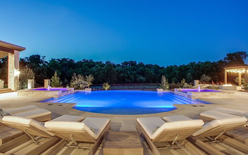 1750 Trace Bella Ct infinity pool