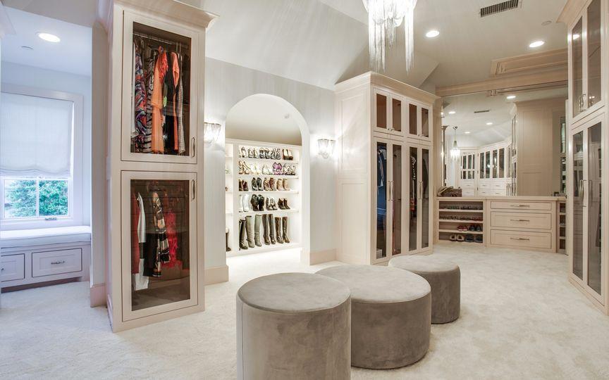1750 Trace Bella Ct master closet