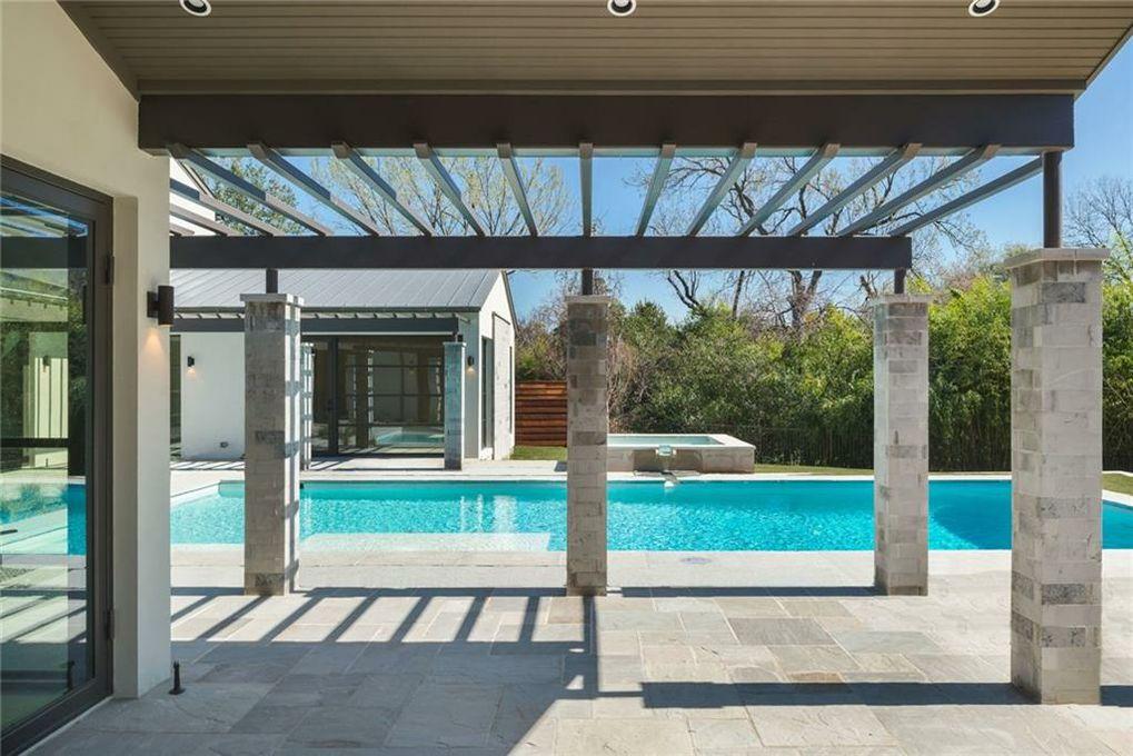 4920 Mangold Circle spa view