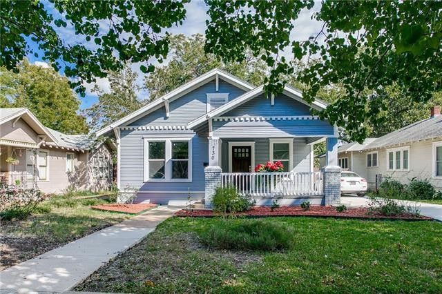 Oak Cliff Annex Craftsman