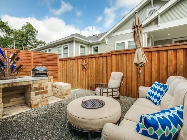 937 N. Windomere Backyard