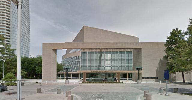 Dallas Arts District: Empty by Day