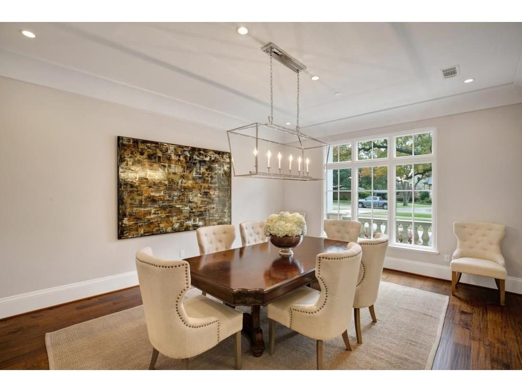 4309 Woodfin Drive Formal Dining